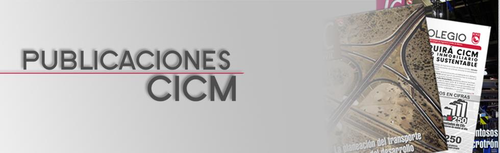 Publicaciones CICM