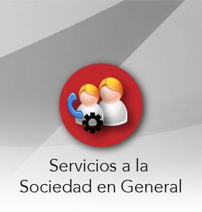 Servicio a la Sociedad